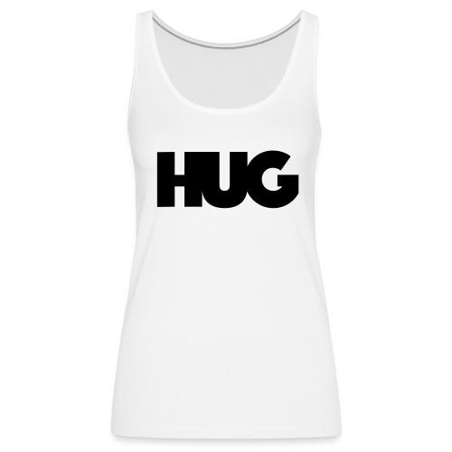 HUG Center (Founder Set) - Women's Premium Tank Top