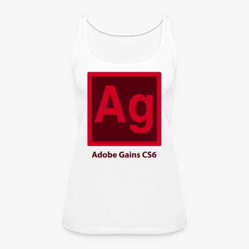 adobe gains - Women's Premium Tank Top