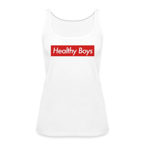 Hypebeast Boys - Women's Premium Tank Top