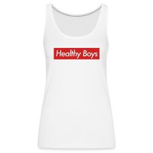 Hypebeast Boys - Women's Premium Tank Top