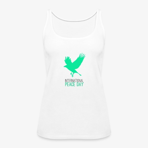 Peace Day Shirts - Women's Premium Tank Top