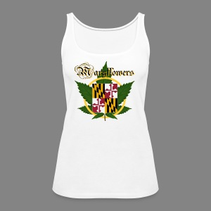 Maryflowers - Women's Premium Tank Top