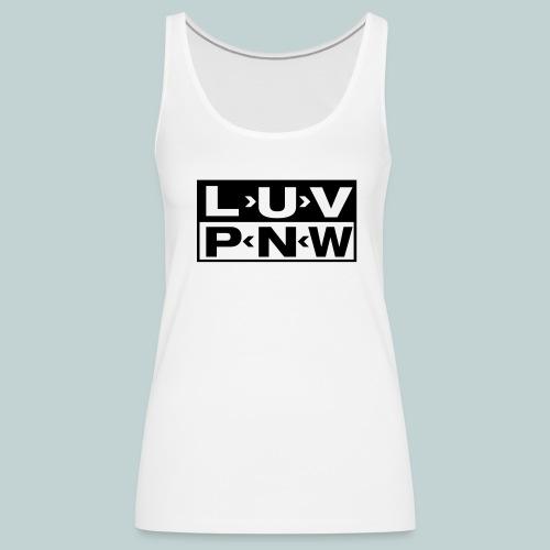 sub pnw - Women's Premium Tank Top