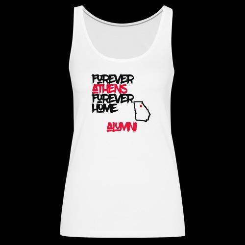 Forever Athens - Women's Premium Tank Top
