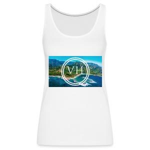 Voyage Hawaii - Women's Premium Tank Top