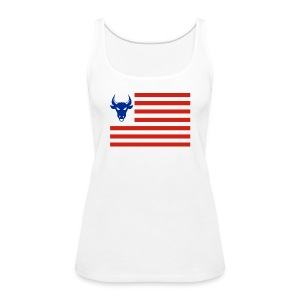 PivotBoss Flag - Women's Premium Tank Top