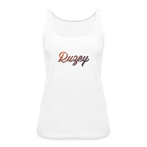 Dripping Ruzey - Women's Premium Tank Top
