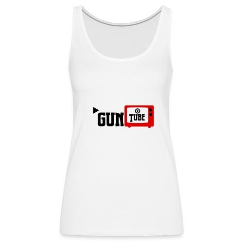 GunTube Original - Women's Premium Tank Top