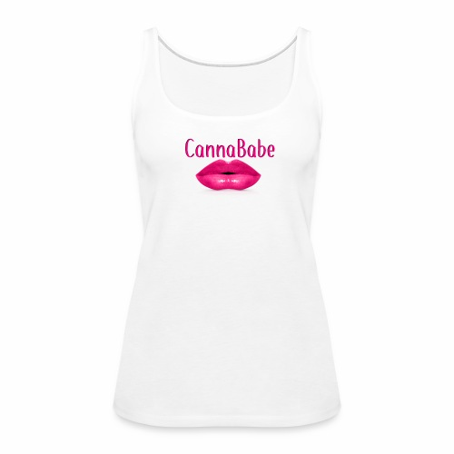 CannaBabe - Women's Premium Tank Top