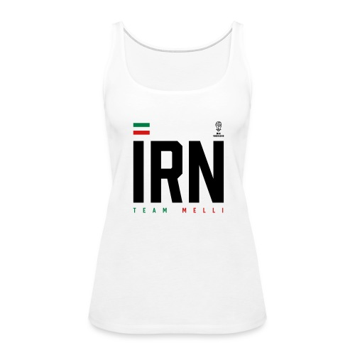 Iranian Apparel World Cup Tee - Women's Premium Tank Top