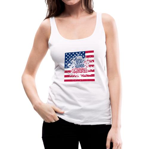 Special America Independence Day - Women's Premium Tank Top