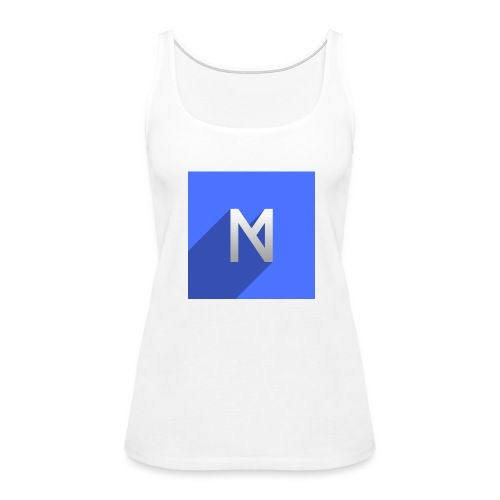 Impulse logo letter - Women's Premium Tank Top