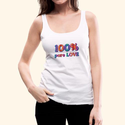 Pure Love - Women's Premium Tank Top