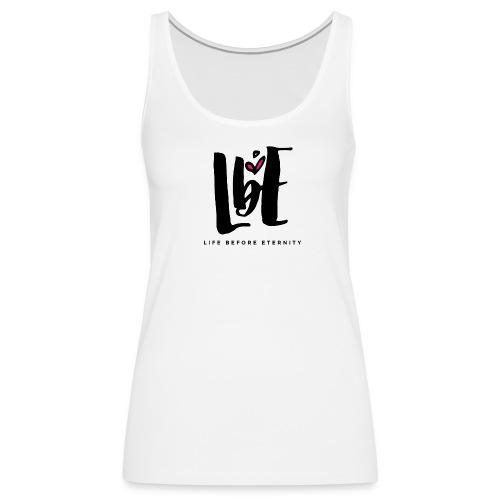 lbe alt logo 5000px png - Women's Premium Tank Top