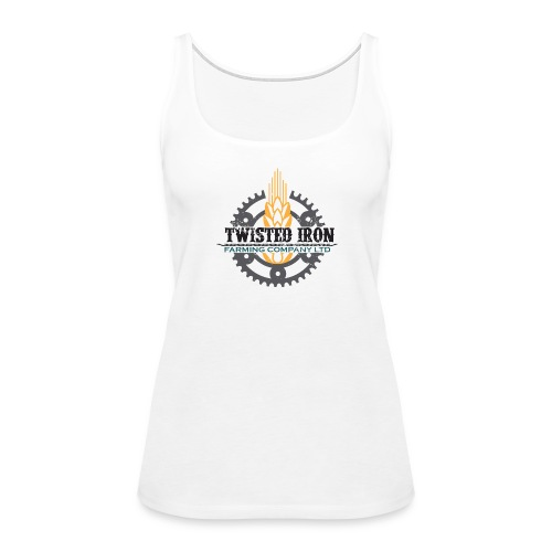 Twisted Iron Farming Co - Women's Premium Tank Top