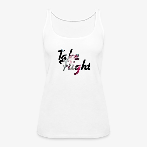 TakeFlight - Women's Premium Tank Top