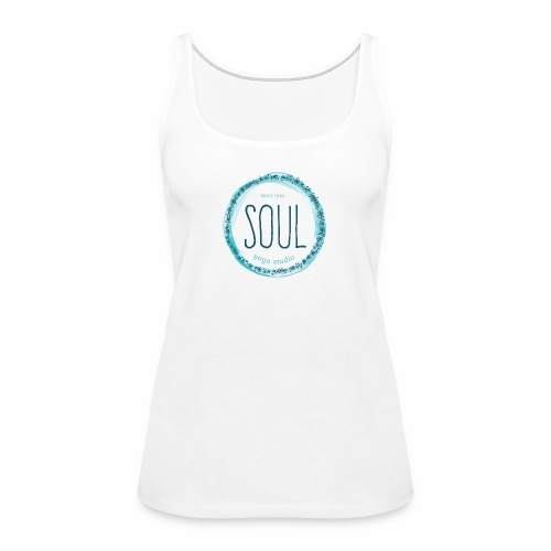 Soul Yoga T-shirt Design - Women's Premium Tank Top