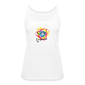 Kingmaker Logo - Women's Premium Tank Top