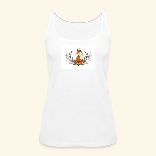 Flowers and Eve - Women's Premium Tank Top