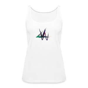 Variance Just the logo - Women's Premium Tank Top