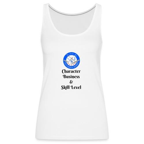 SB Seal Design - Women's Premium Tank Top