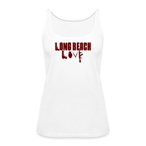 Long Beach Love - Women's Premium Tank Top