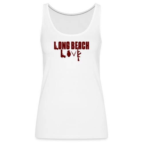 Long Beach Love - Women's Premium Tank Top