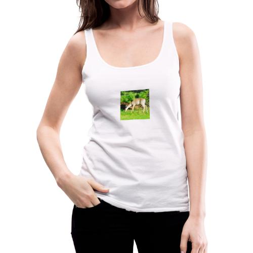 Spring Doe - Women's Premium Tank Top