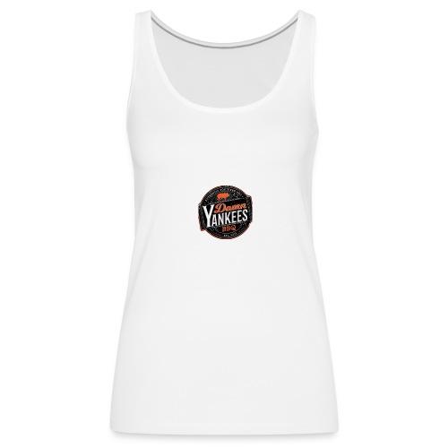 Damn Yankee BBQ - Women's Premium Tank Top