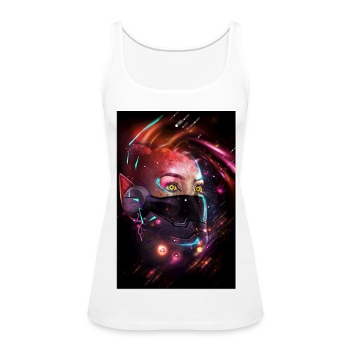 I see lights - Women's Premium Tank Top