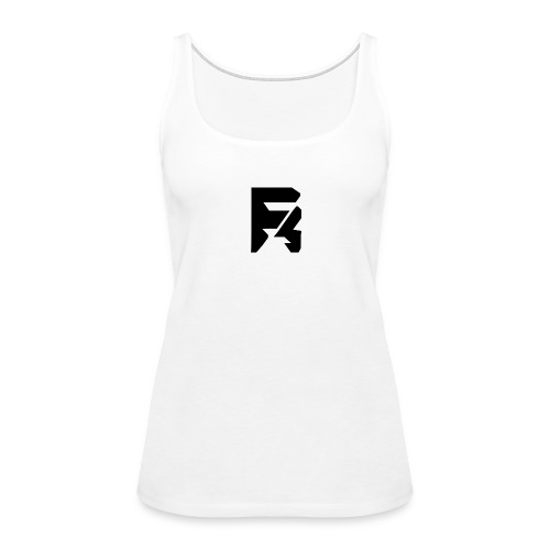 Team RisK prime logo - Women's Premium Tank Top