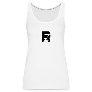 Team RisK prime logo - Women's Premium Tank Top