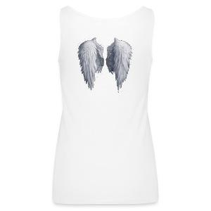 Angel Wings - Women's Premium Tank Top