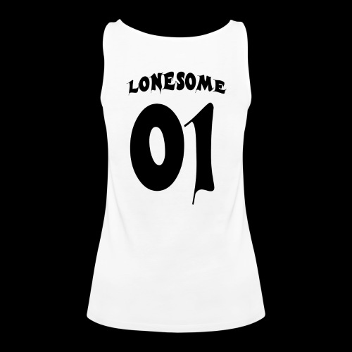 Back Design - Women's Premium Tank Top