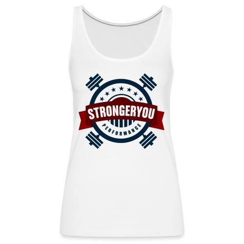 StrongerYouPersonalTraini - Women's Premium Tank Top