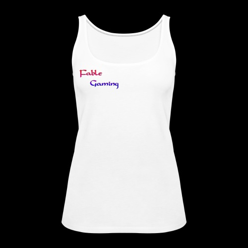 Fable Gaming - Women's Premium Tank Top