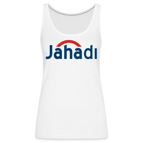 JustHadi - Women's Premium Tank Top