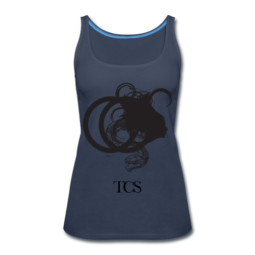 TCS G - Women's Premium Tank Top