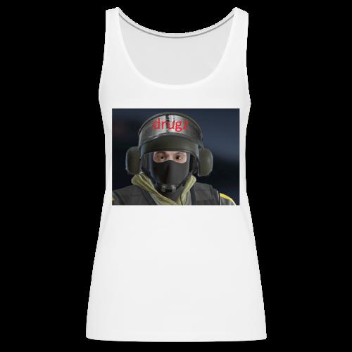 bandit drugz - Women's Premium Tank Top