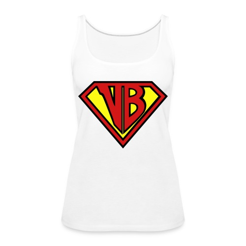 VB Hero Woman - Women's Premium Tank Top