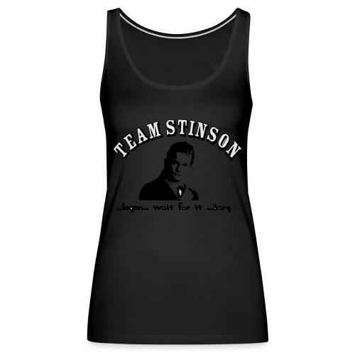 3134862_13873489_team_stinson_orig - Women's Premium Tank Top