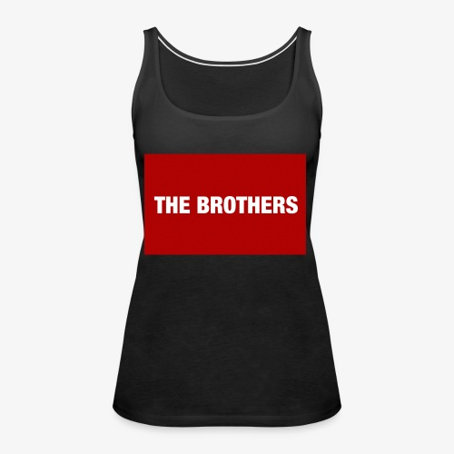 The Brothers - Women's Premium Tank Top
