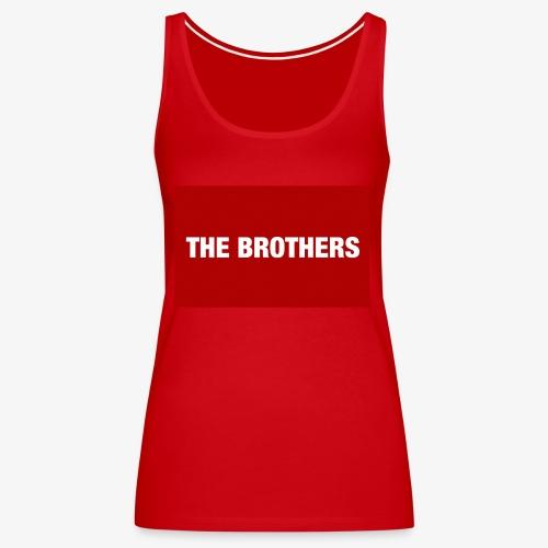 The Brothers - Women's Premium Tank Top