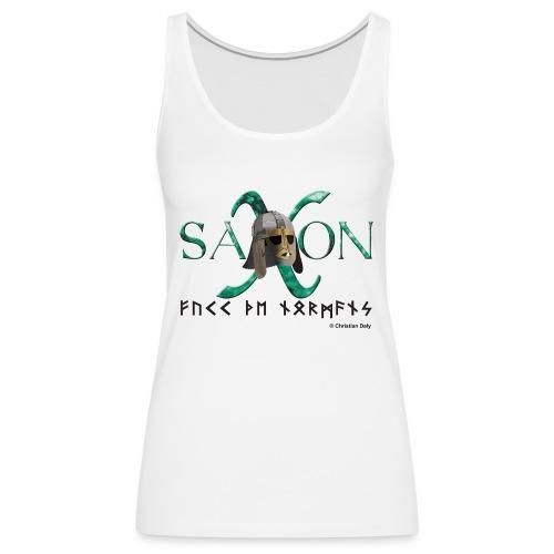 Saxon Pride - Women's Premium Tank Top