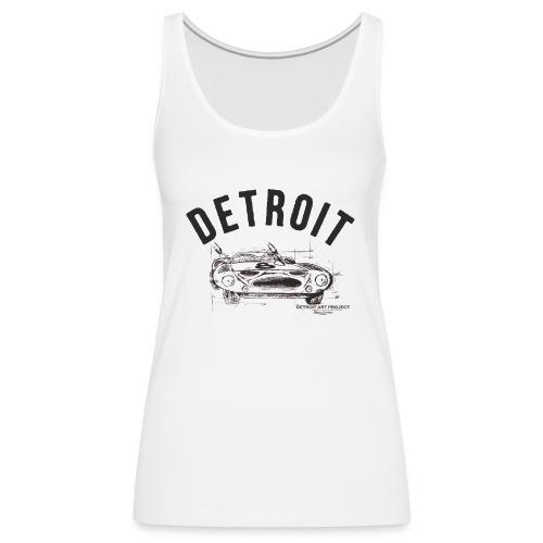 Detroit Art Project - Women's Premium Tank Top