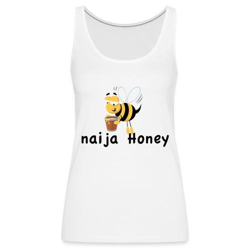 naija honey... - Women's Premium Tank Top