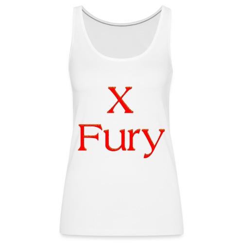 X Fury - Women's Premium Tank Top