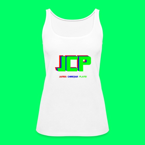 James Christian Plays! Original Set - Women's Premium Tank Top