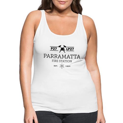 Parramatta Fire Station B - Women's Premium Tank Top