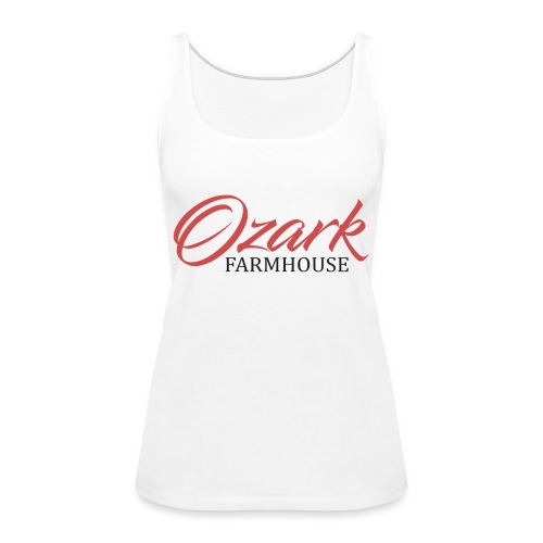 Ozark Farm House - Women's Premium Tank Top